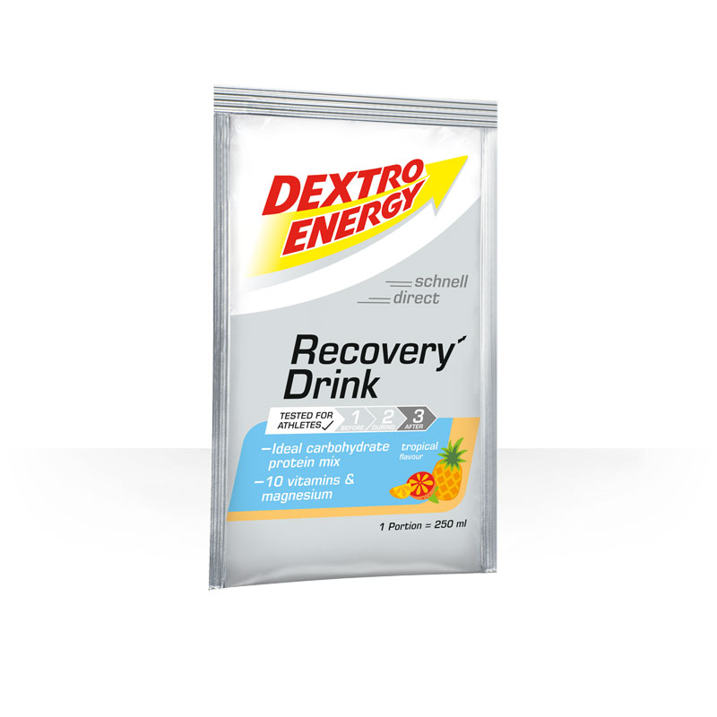 Dextro Energy Recovery Drink Tropical - 44,5g