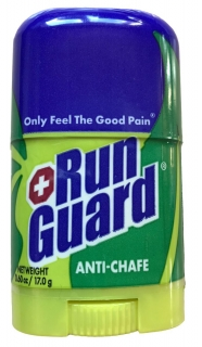 Run Guard Organic Skin Protection Stick 17 gramů