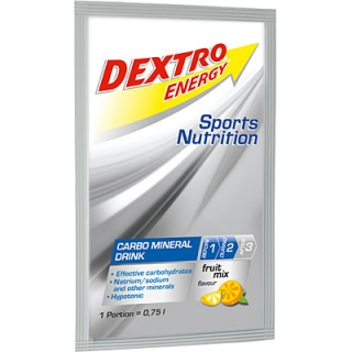DEXTRO ENERGY Carbo Mineral Drink - fruit mix